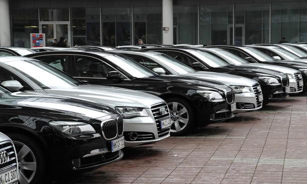 Audi BMW Daimler Produktion 2014 Sonderschichten Fertigung Wirtschaft