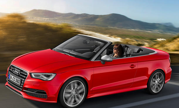 audi s3 cabrio 2014 mit 300 ps und allradantrieb in genf bild 8. Black Bedroom Furniture Sets. Home Design Ideas
