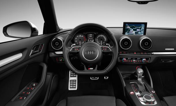 audi s3 cabrio 2014 mit 300 ps und allradantrieb in genf. Black Bedroom Furniture Sets. Home Design Ideas