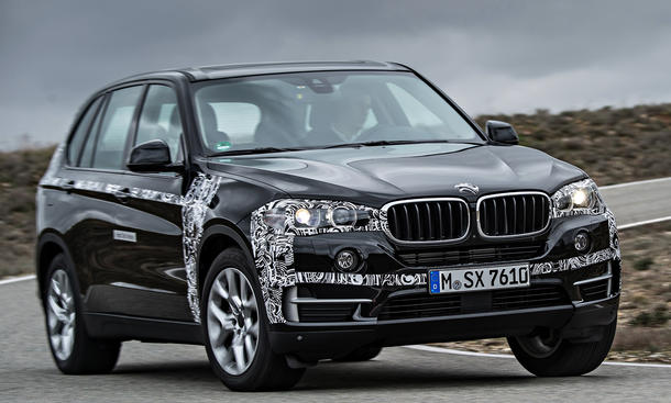 BMW X5 eDrive 2015 Plug in Hybrid SUV Technik