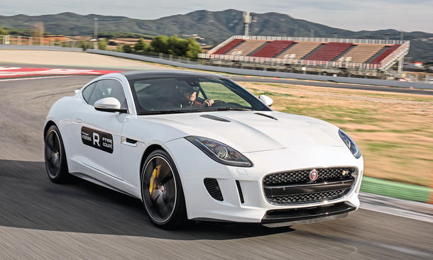 Bilder Jaguar F-Type R Coupé