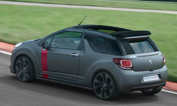 citro n ds3 cabrio racing 2014 preis und marktstart. Black Bedroom Furniture Sets. Home Design Ideas