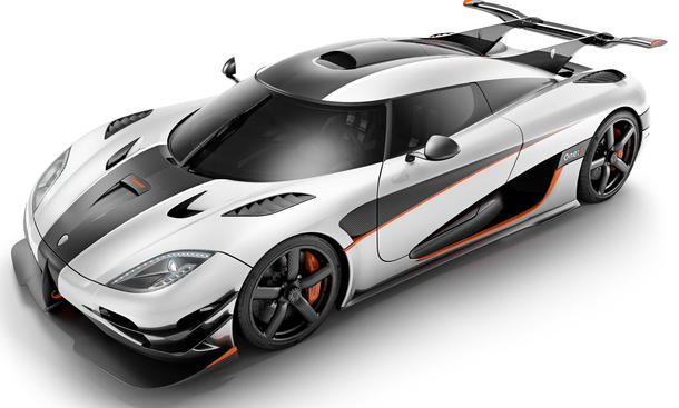 Koenigsegg One One 2014 Genfer Autosalon Supersportler 1 to 1
