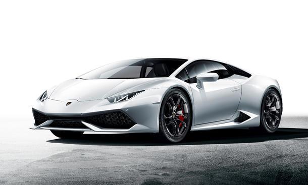 Lamborghini Huracan 2014 Resonanz Bestellungen Supersportler