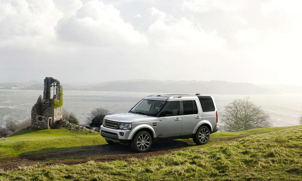 Land Rover Discovery XXV Special Edition 2014 Sondermodell 25-jähriges Jubiläum
