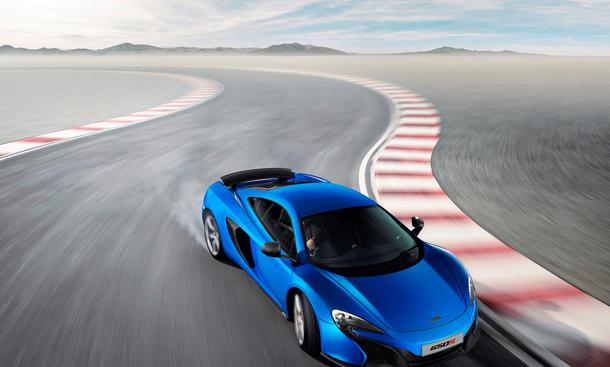 McLaren 650S Supersportwagen Genfer Autosalon 2014 Preis Beschleunigung