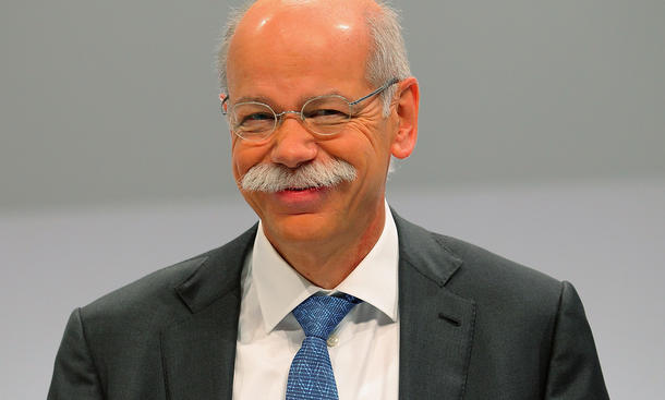 Dieter Zetsche Daimler Chef Vertragsverlaengerung 2015 Mercedes