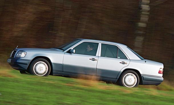 Mercedes E 420 Kaufberatung Bilder technische Daten