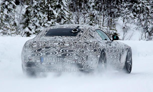2014 - [Mercedes-AMG] GT [C190] - Page 5 Mercedes-GT-AMG-2015-Erlkoenig-01