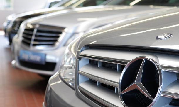 Mercedes Neuwagen Rabatte Daimler Preispolitik Finanzen Wirtschaft