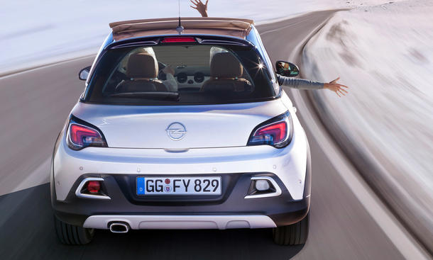 opel adam rocks 2014 rolldach cabrio serienreif in genf bild 7. Black Bedroom Furniture Sets. Home Design Ideas