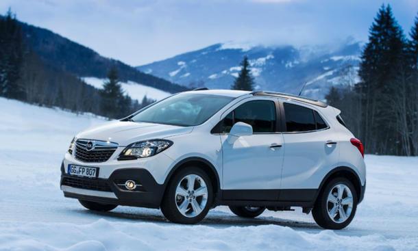 Pkw-Neuzulassungen Januar 2014 KBA Segmente Deutschland Verkaufszahlen Opel Mokka