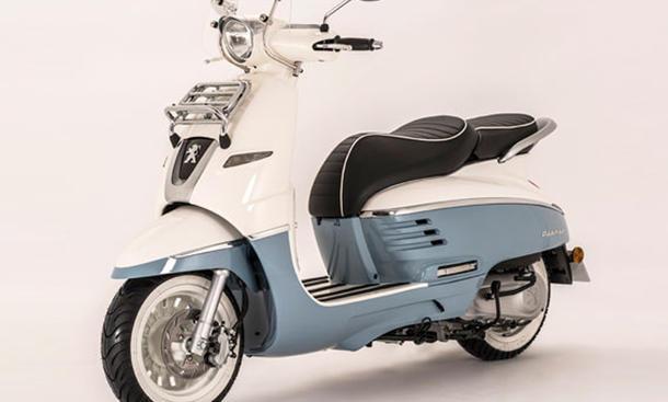 Peugeot Django Roller Scooter Retro 50 Kubik