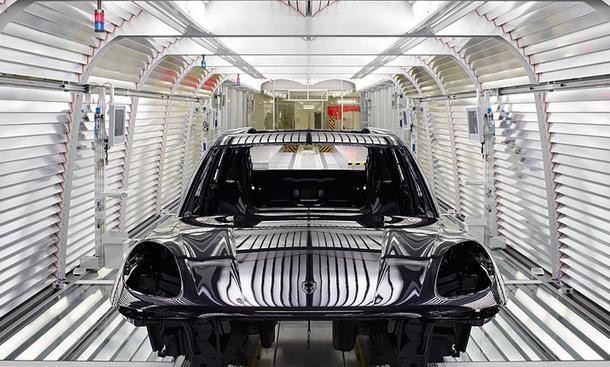 Porsche Macan Motoren GTS Plug-in-Hybrid S Diesel Turbo Preise SUV