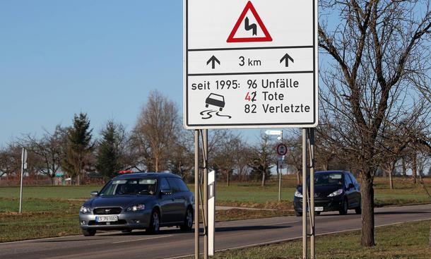 Verkehrstote Deutschland 2013 Unfallstatistik Sicherheit