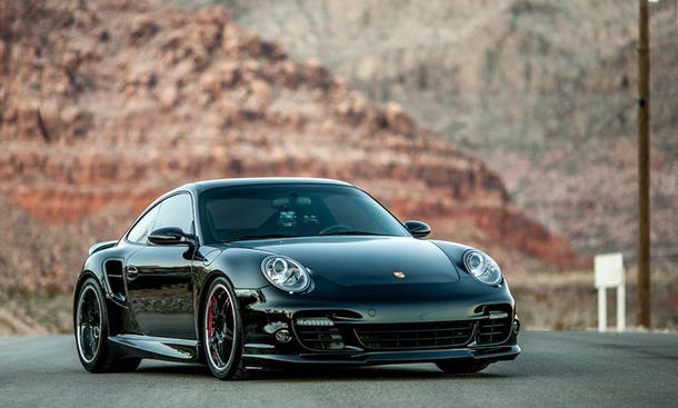 Switzer E911 Porsche Turbo Tuning 997 Leistungssteigerung E85 Ethanol