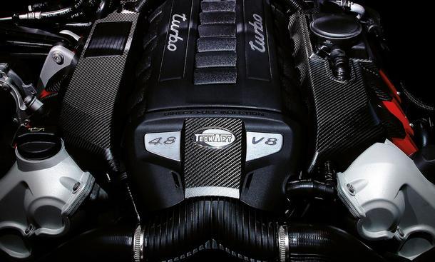 Techart Tuning Techart Porsche Panamera Turbo 2014 Leistungssteigerung Chip