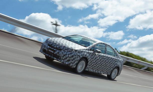 Toyota Brennstoffzellenauto 2015 Preis Wasserstoff technische Daten