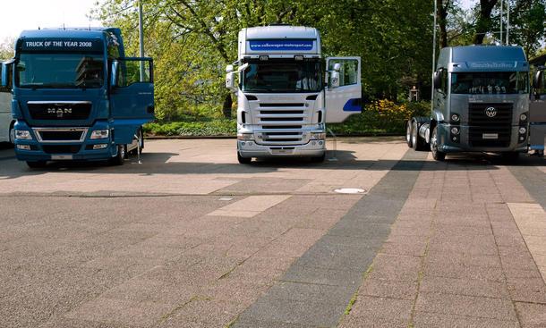 VW Scania Anreas Renschler Nutzfahrzeuge Übernahme Wirtschaft