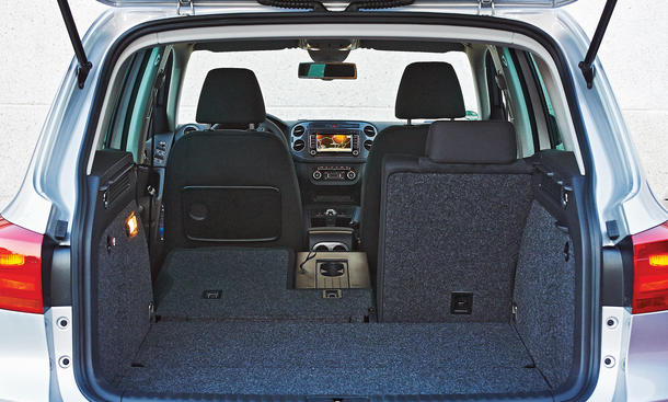 nissan qashqai vs vw tiguan vergleich der suv bild 7. Black Bedroom Furniture Sets. Home Design Ideas