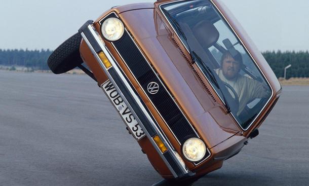 40 Jahre VW Golf Jubilaeum Auto Klassiker Rueckblick