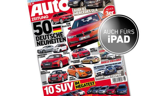 AZ 08/2014 Heft-Vorschau 001 Cover