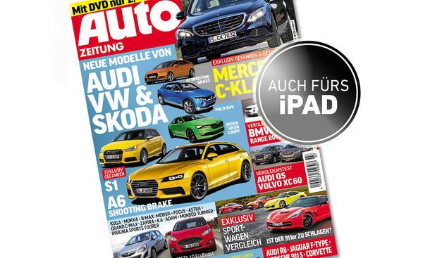 AZ 07/2014 Heft-Vorschau 001 Cover