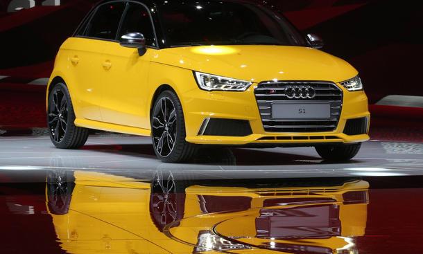 Audi S1 RS1 Marktstart 2014 Preis technische Daten Kleinwagen Sportversion
