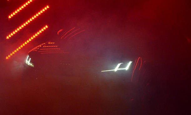 Genfer Autosalon 2014 VW Konzernabend Group Night Live Bilder
