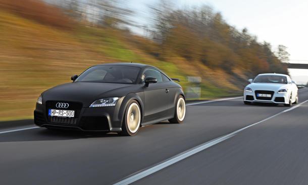 Audi TT RS Tuning HPerformance Chip Leistungssteigerung