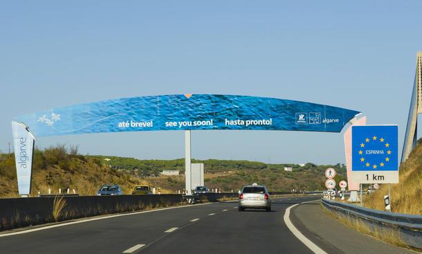 Autobahnen Spanien Tempolimit Strassenverkehrsordnung Parlament