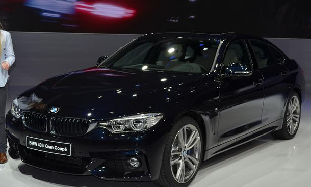 bmw 4er gran coup live fotos vom genfer autosalon 2014 bild 7. Black Bedroom Furniture Sets. Home Design Ideas