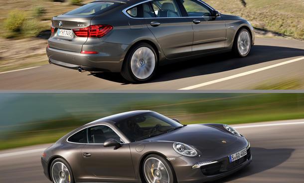 BMW Porsche Erfolgsbeteiligungen 2014 Mitarbeiterpraemien Bonuszahlungen