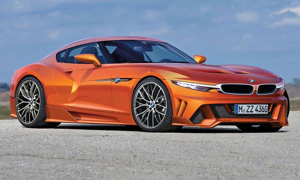 BMW Toyota FT-1 Studie Konzept Sportwagen Bilder technische Daten