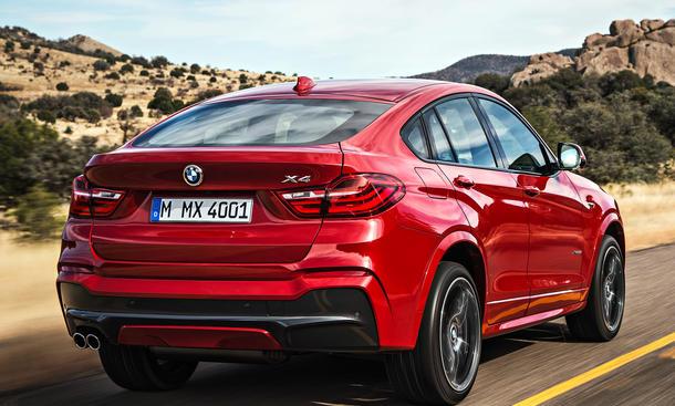 BMW X4 2014 Preis Preise Grundpreis xDrive20d