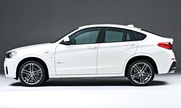 Vergleich SUV-Dynamiker: <b>BMW X4</b> trifft Range Rover Evoque | Bild 2 <b>...</b>