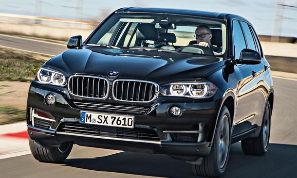 BMW X5 eDrive PHEV Fahrbericht Bilder technische Daten