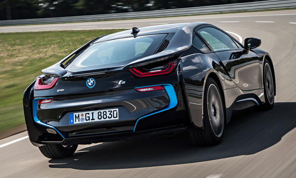 bmw i8 plug in hybrid eu verbrauch nach unten korrigiert. Black Bedroom Furniture Sets. Home Design Ideas