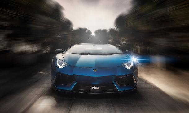 Lamborghini Aventador Tuning Supersportwagen DMC Hamann Vorsteiner Mansory