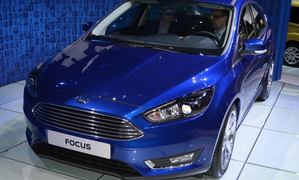 Ford Focus ST 2015 Diesel technische Daten Marktstart Kompaktsportler