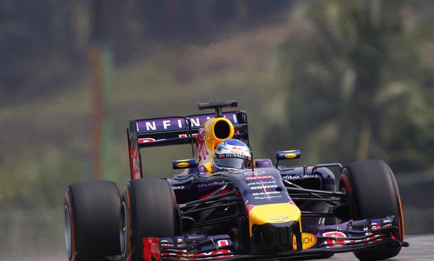 Formel 1 2014 Malaysia GP Vorschau Live-Ticker Sebastian Vettel