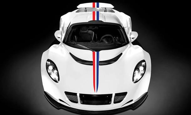 Hennessey Venom GT Worlds Fastest Edition Sondermodell 2014 Powercar