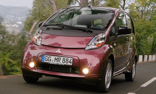 Mitsubishi Electric Vehicle 2014 Preis Elektro Auto i MiEV