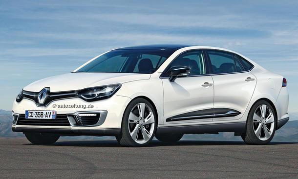 Renault Laguna Neuheiten Bilder Stars 2014