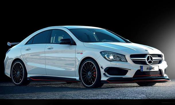 RevoZport Mercedes CLA Tuning Bodykit Spoiler