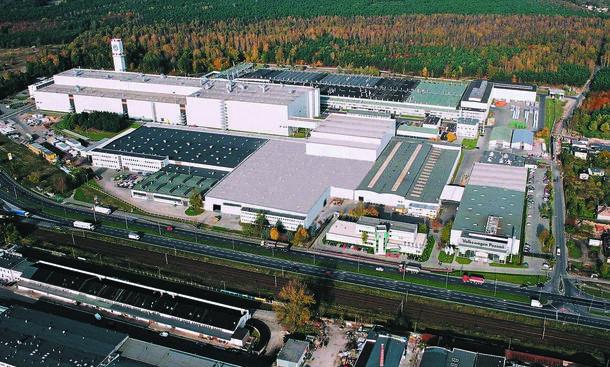 VW Crafter Produktion Polen Transporter Standort