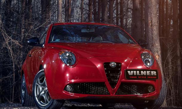 Vilner Alfa Romeo MiTo Tuning Innenraum Leistungssteigerung