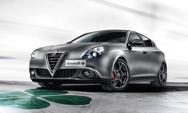 Alfa Romeo Giulietta Quadrifoglio Verde 2014 Preis Sportversion Bilder