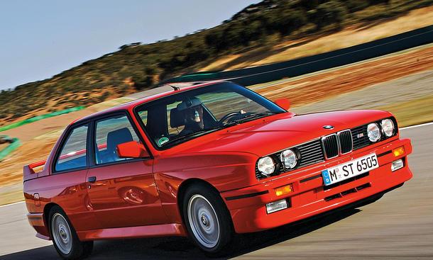 BMW M3 S14 Vierventil-vierzylinder-Motor Technik Bilder