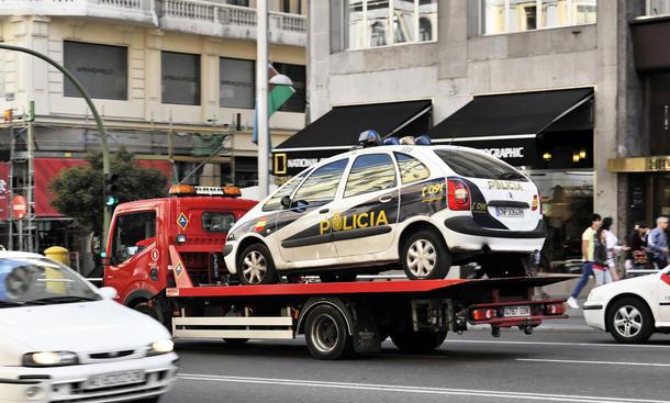 Carsharing Falschparken Strafzettel Abschleppgebühren Kosten